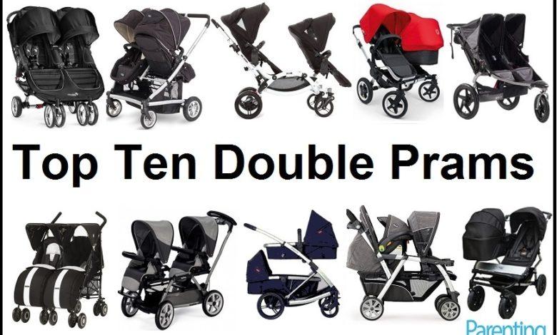 best double pram