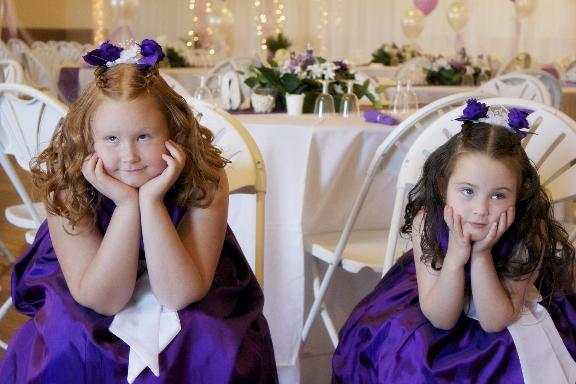 child-free wedding