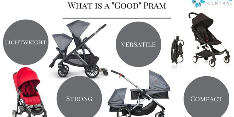 what makes a good pram