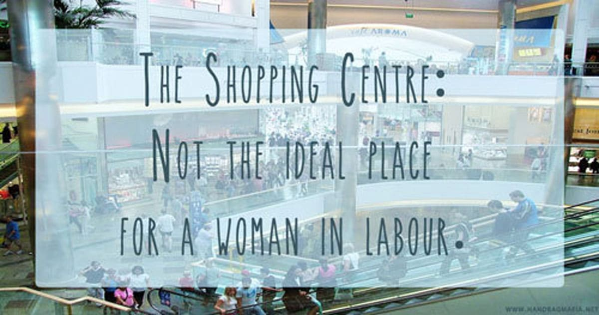labour at the shops