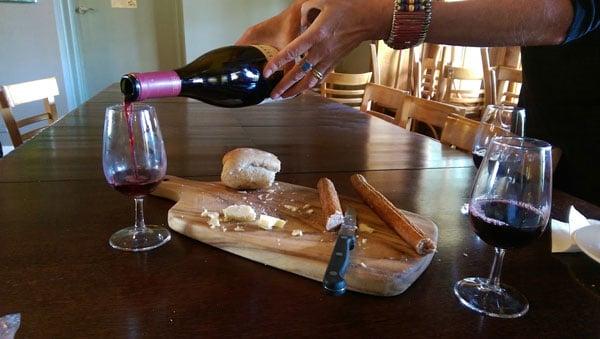 kellybrook winery service