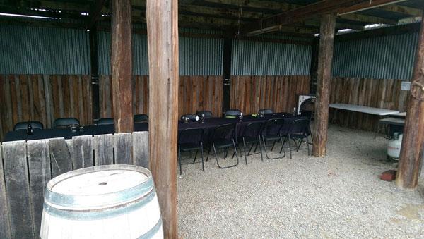 yering farm wedding