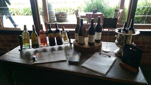 yering farm wine