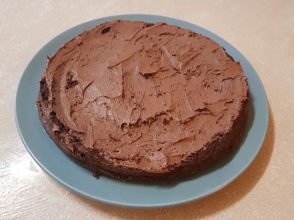 lchf chocolate brownie
