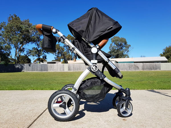 babybee prams comet plus feature