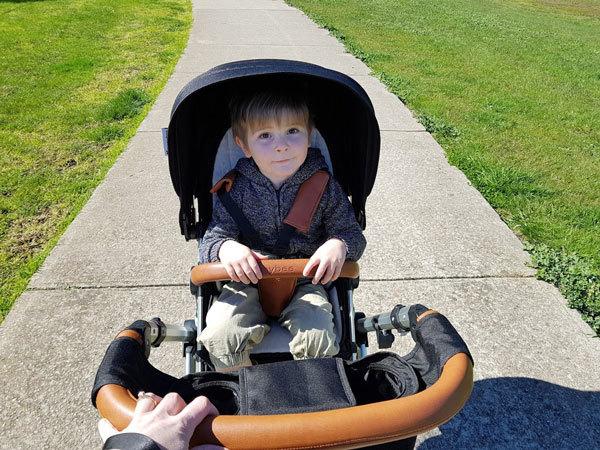 babybee prams comet plus parent facing