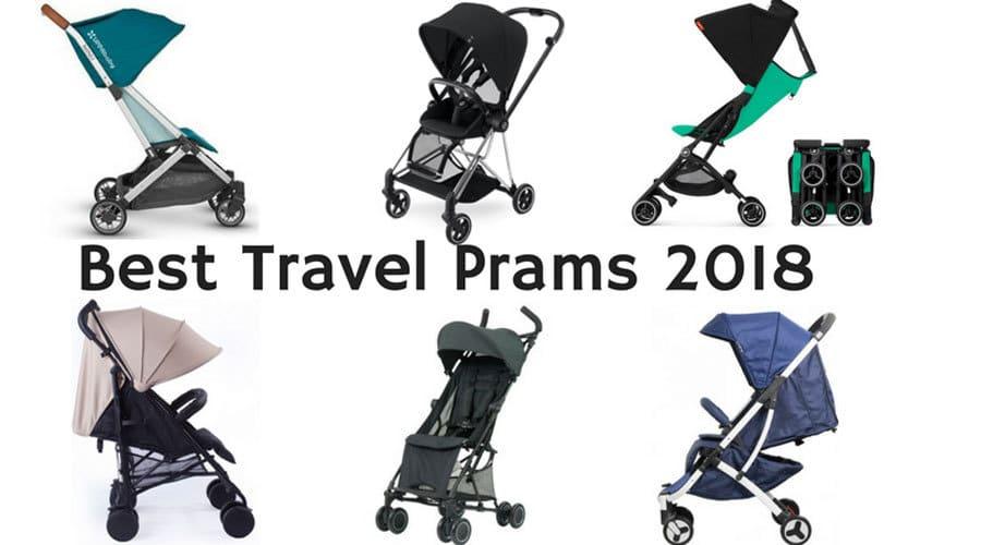 best travel prams