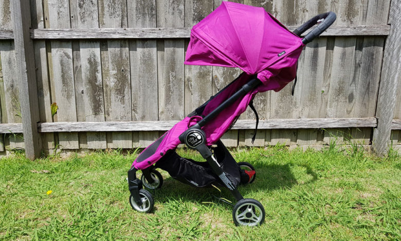 baby jogger city tour upright