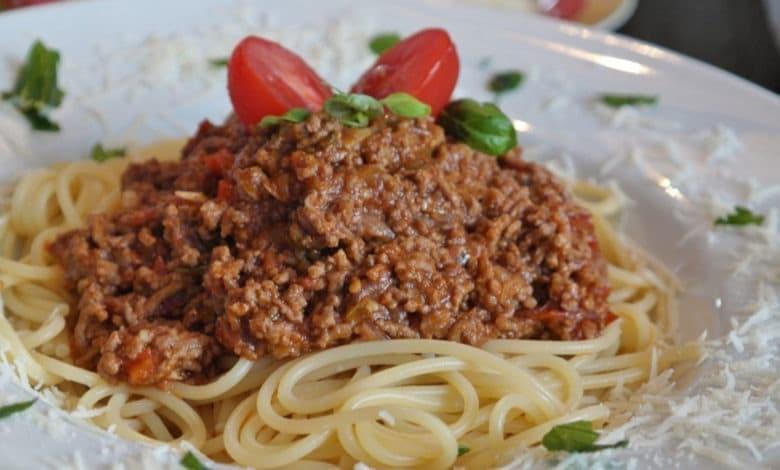 thermomix spagetti