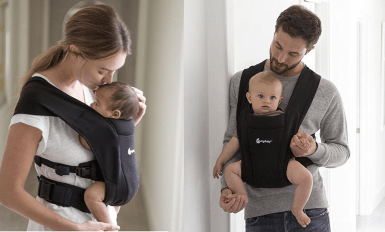 ergobaby embrace carrier review