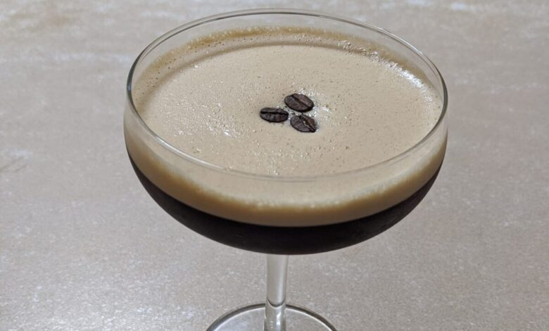 how to make the perfect espresso martini at home
