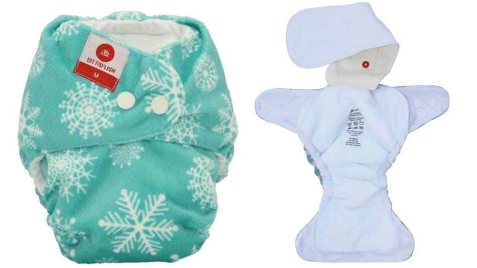 Itti Bitti All In One - Sized Nappies