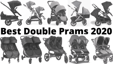 Best double prams 2020