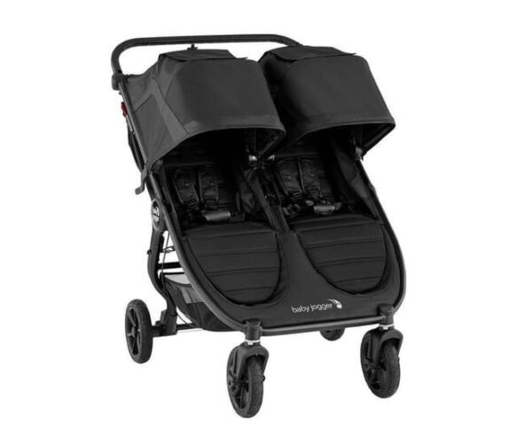 Baby Jogger City Mini GT2 Double - Jet