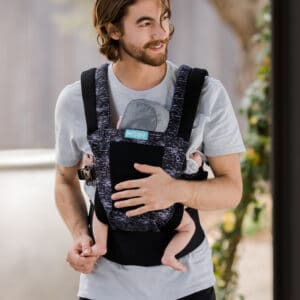 Moby Move Carrier Twilight Black