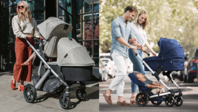 uppababy vista vs redsaby 1