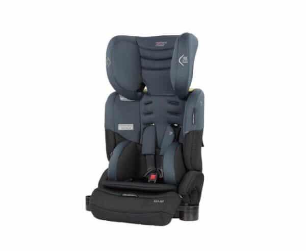 Mothers Choice Kin AP Convertible Booster - Titanium Grey