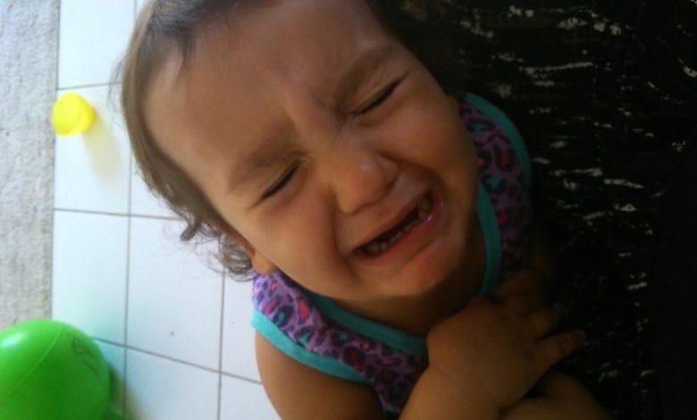 challenging toddler